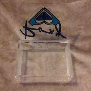 Specialties For You Storage & Organization - Roxy Acrylic Trinket Box